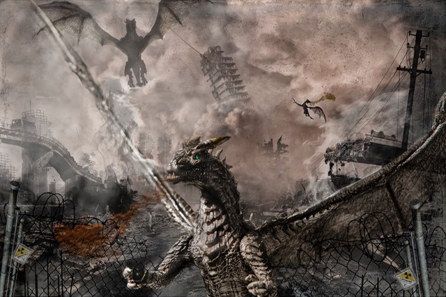 Apocalypse Dragons 01